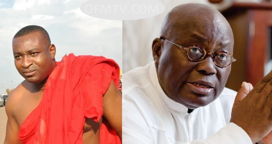 President Akufo-Addo gave so much respect to Otiko - Chairman Wontumi