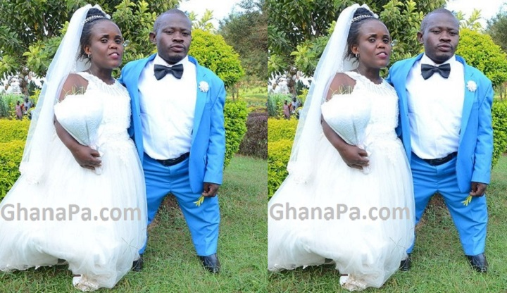 Remarkable Wedding between Gasongo and Sweety in Rwanda's Capital Kigali