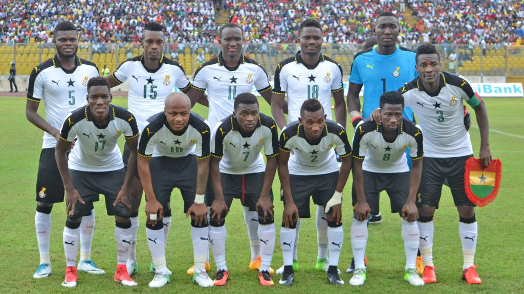 Kenya vs Ghana - 2019 Africa Cup of Nations Qualifiers