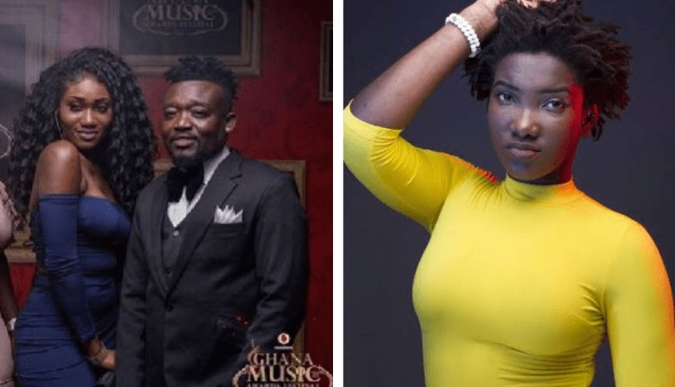 Wendy Shay caught in bed with her manager Bullet by girlfriend