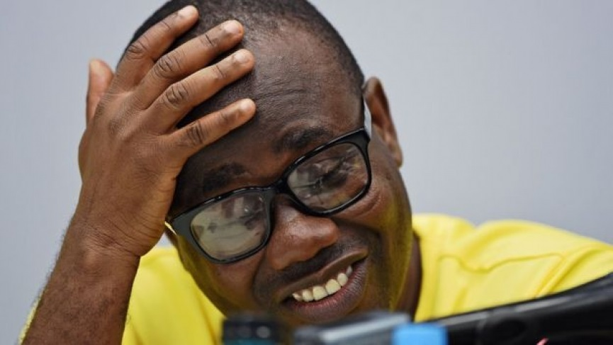 BREAKING NEWS: FIFA ban Kwesi Nyantakyi for life from Football