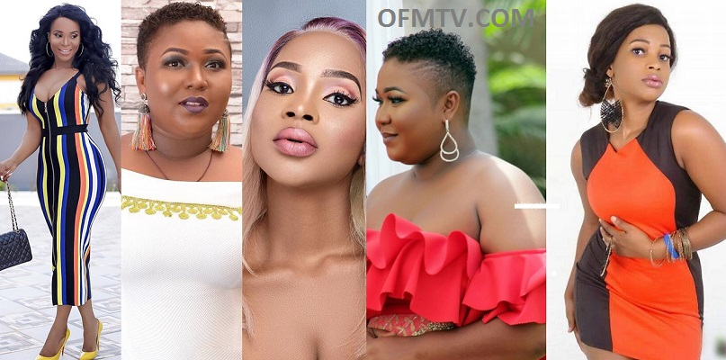 Benedicta Gafah replies Xandy Kamel's No Womb allegation with music [Video]