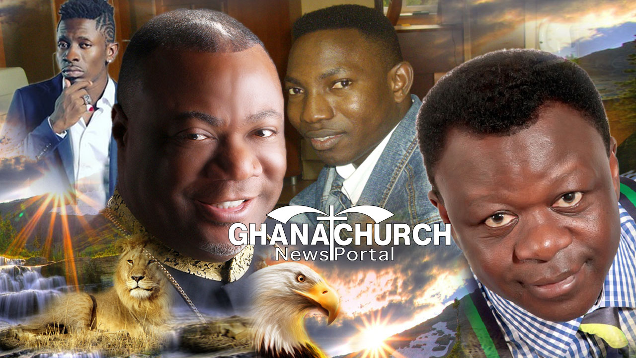 Shatta Wale, Archbishop Nicholas Duncan-Williams & Rev. Eastwood Anaba's Spiritual Secret Exposed by Weeping Prophet [Video]