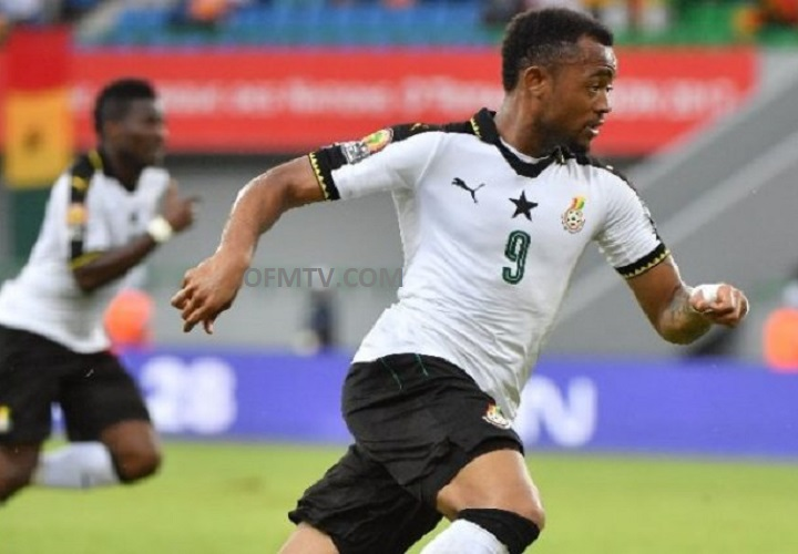 Jordan Ayew refuses to take personal glory for brace against Ethiopia