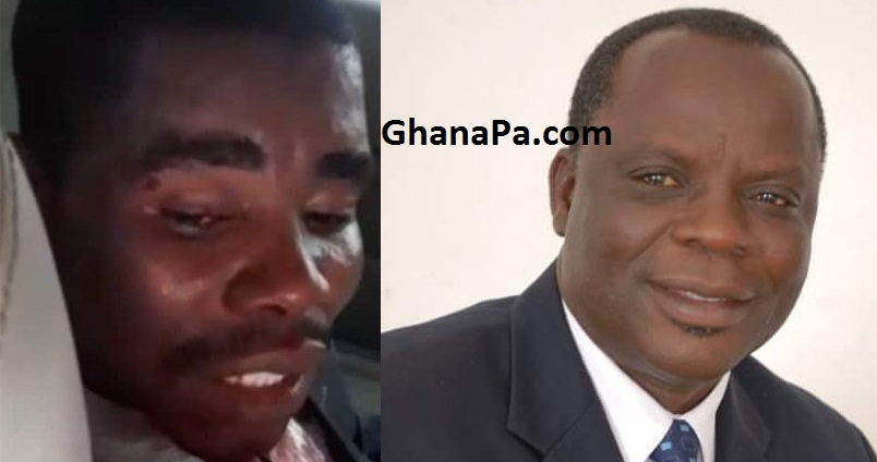 Assemblies of God Church Head Pastor stabbed to death at Tema, Community 4, Ghana [Full Videos]