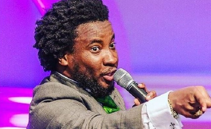 Sonnie Badu insults Bloggers over his Police arrest in UK for holding a gun video