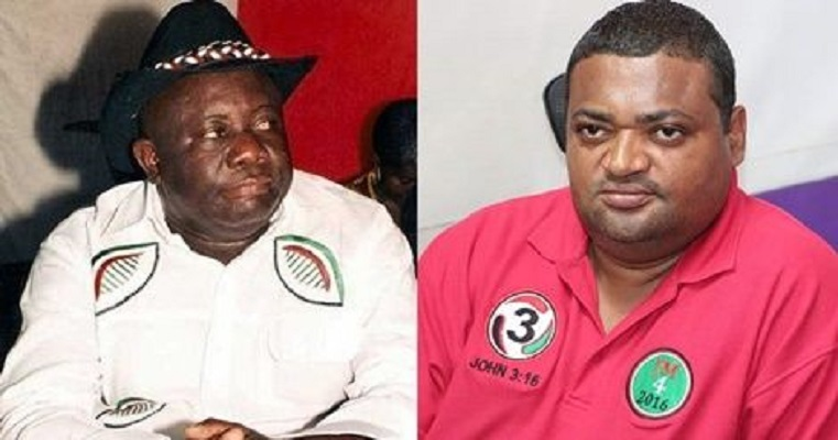 Yamin, Yamoah-Ponkoh arrested over NDC shooting in Kumasi