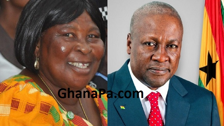 Ex-President John Mahama is Wicked, I Regret Campaigning For Him – Akua Donkor
