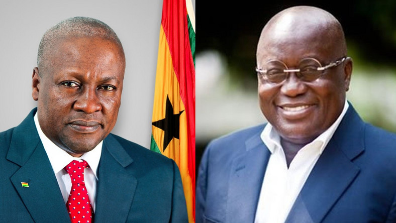 Ghana Election 2020: A battle of records will decide if NPP or NDC? - 'Nana Addo, Toaso' (continue) and 'JM, Sanbra' (come back)