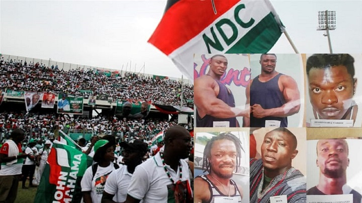 NDC office shooting at Kumasi, 12 declared wanted [Watch Video]