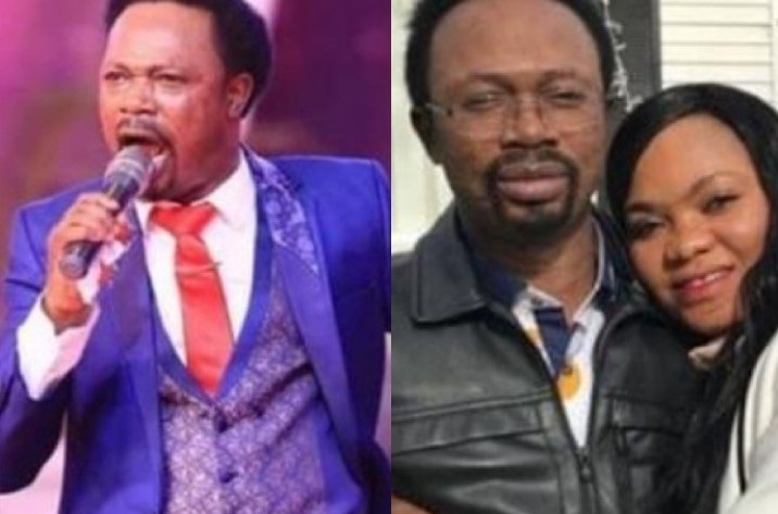 "Nigeria Prophet Joshua confesses before church members, ""We cheated on each other, had unholy children"" – Rev Joshua Iginla opens up on divorce [Video]"