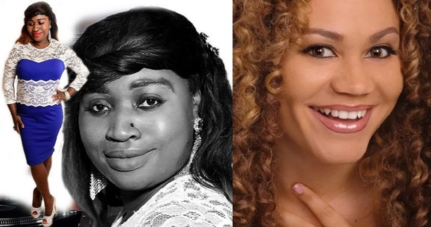 Nadia Buari and Leticia QueenLet fight over keeping of a man issue [Watch Video]