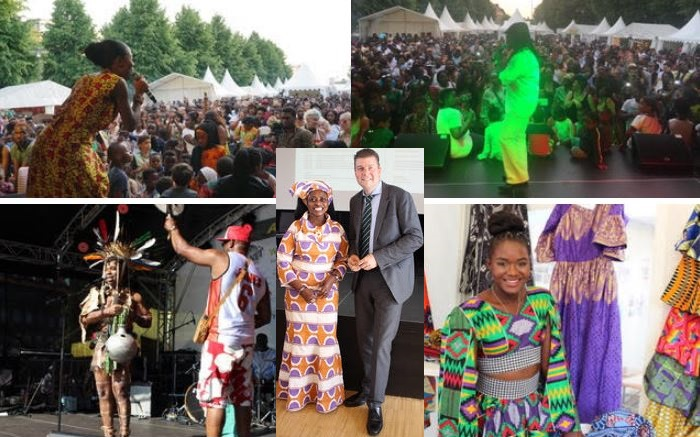 Africa Day 2019 from 23rd to 26th May with Senator Dr. Andreas Dressel as patron