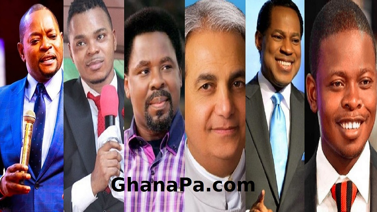 How Bishop Daniel Obinim K!ll People, Why Prophet TB Joshua, Pastor Benny Hinn, Pastor Chris, Prophet Bushiri And Pastor Alph Lukau Are His Children, Not my co-equal [Watch Video]