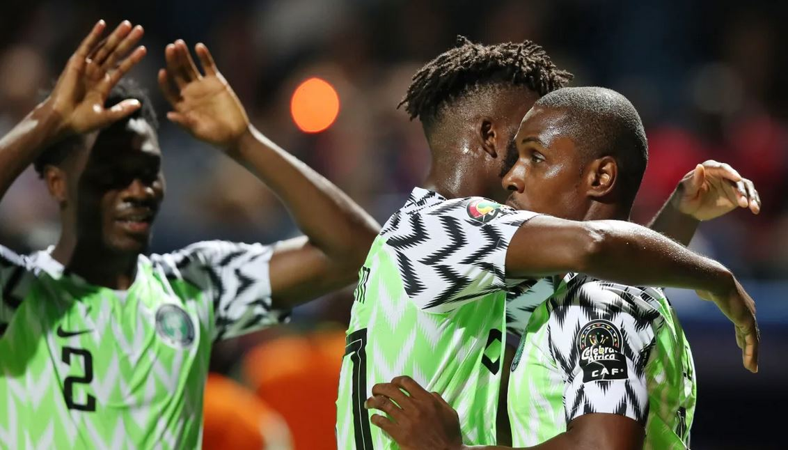 Nigeria vs Burundi [1:0] - Ighalo helps Super Eagles soar past Burundi