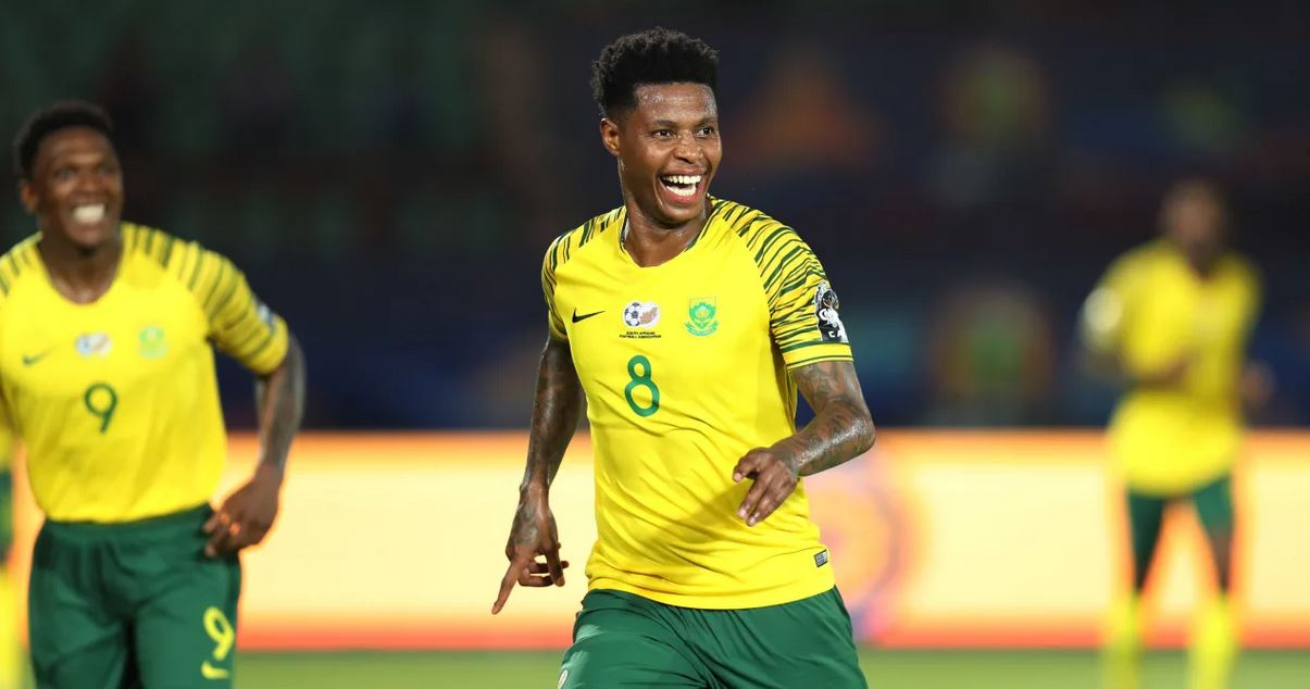 South Africa vs Namibia [1:0], South Africa hit Namibia to revive last 16 hopes at AFCON 2019