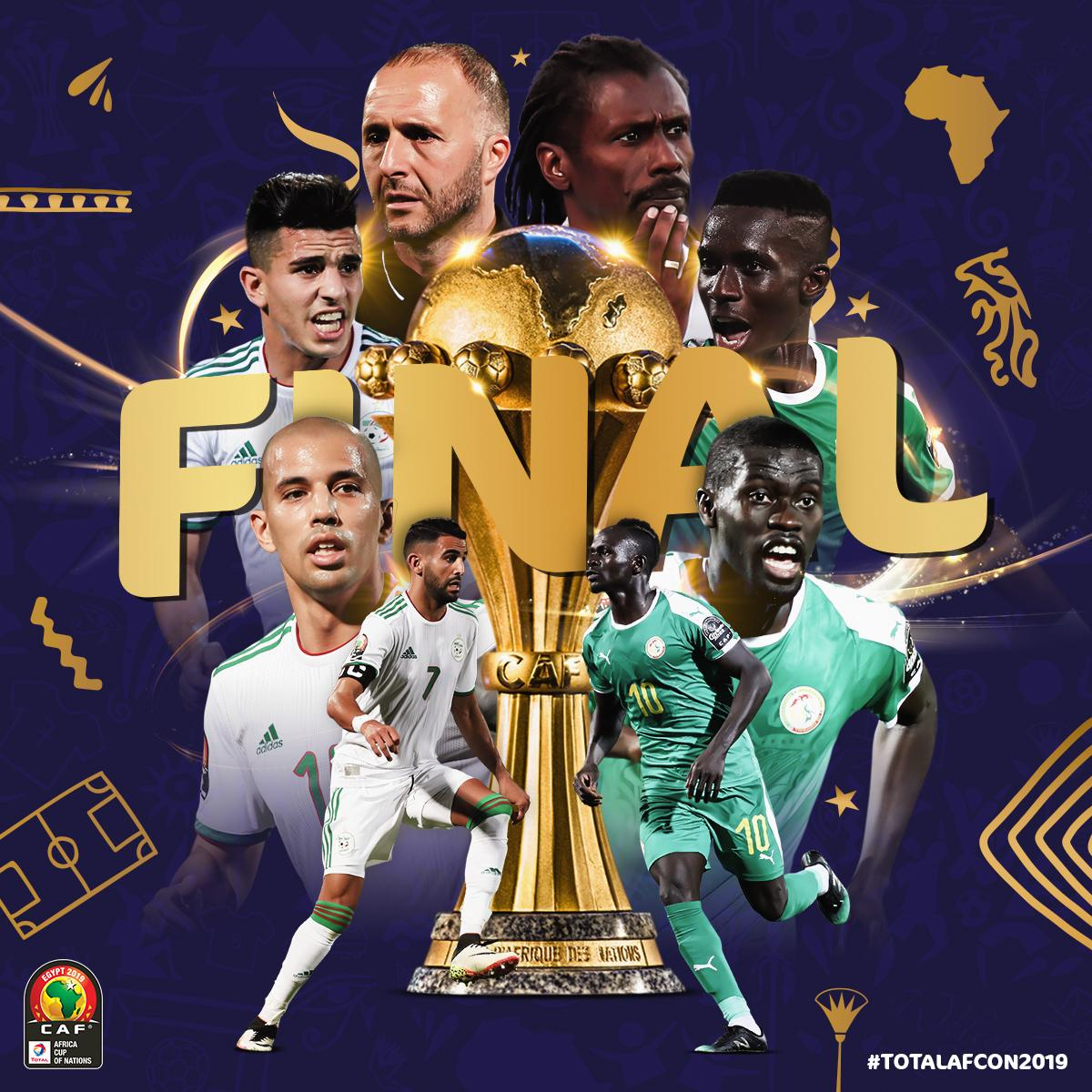 AFCON 2019 Champions: Senegal vs Algeria (0-1) Full Highlights & Goals, Algeria crowned champions of Africa for the second time & Closing Ceremony
