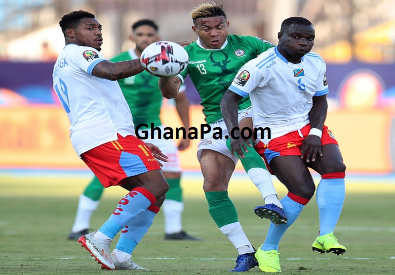 Madagascar vs DR Congo (2 - 2), Madagascar beat DR Congo in 4-2 shootout as dream goes on [Video]