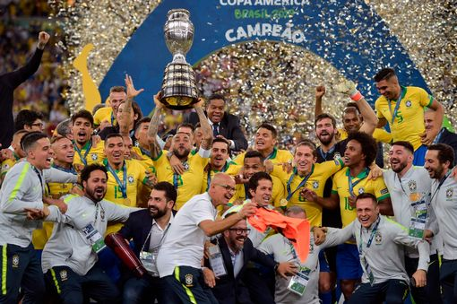 Brazil vs Peru 3-1: Gabriel Jesus and Richarlison inspire Copa America 2019 Final win [Video]