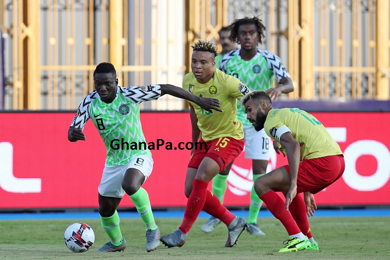 AFCON 2019 Egypt: Nigeria vs Cameroon [3-2] Highlights & Goals at Africa Cup Of Nations