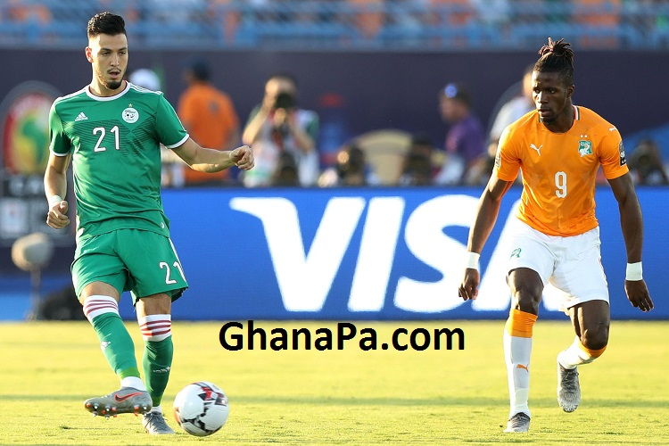 AFCON 2019: Cote d'Ivoire vs Algeria (1-1) (3-4 Penalties), Algeria down Cote d'Ivoire on penalties, set up Nigeria semis clash [Video]