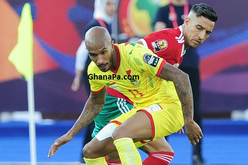 Morocco vs Benin [1:1], 1-4 Penalties Highlights & Goals at Africa Cup Of Nations - Egypt AFCON 2019 [Watch Video]