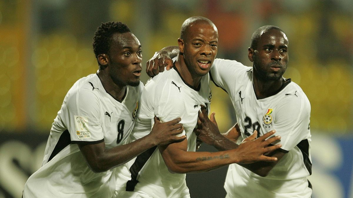 Asamoah Gyan gutted by tragic death of Junior Agogo [Video]