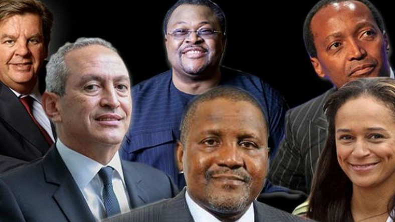 Top 20 Africa's Billionaires List 2019 By Forbes - Richest People In Africa