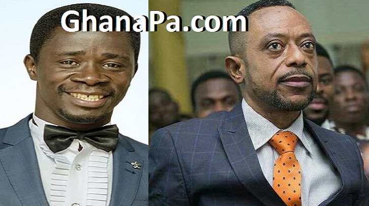 Woman Love Caused Evangelist Akwasi Awuah's disfigured hand - Rev Owusu Bempah F!red [Video]