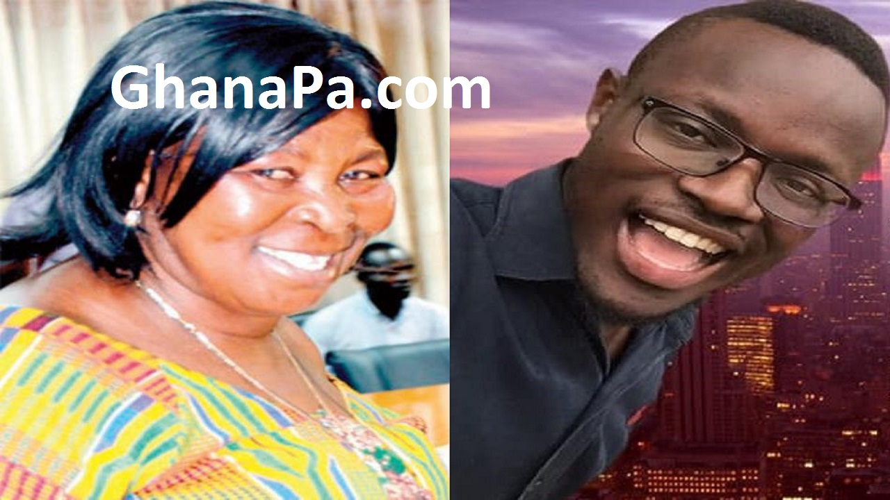 Madam Akua Donkor has endorsed Emmanuel Abankwah Kesse as her personal assistant [Video]