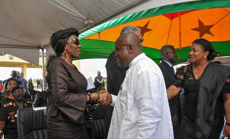 President Akufo-Addo needs time to repair what you destroyed in 8yrs – Konadu tells NDC