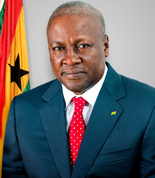 I will fix broken education system - Former President  Mahama