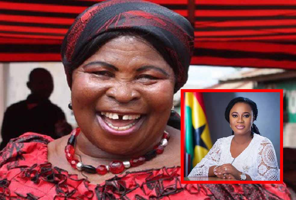 Ghana New Register: You're Not Clean To Drag EC To Court – Akua Donkor Tells NDC