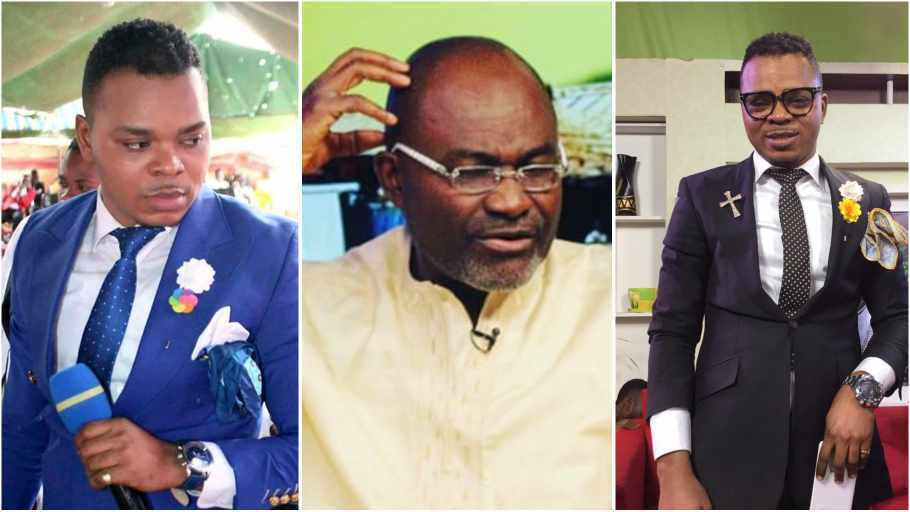 Hon Ken Agyapong reveals how Bishop Obinim impregnated wife's sister [Video]