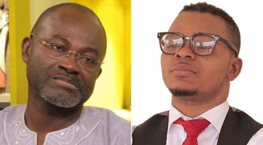 Outspoken Ghanaian Politician, Hon Kennedy Agyapong lists Bishop Obinim girls [Video]