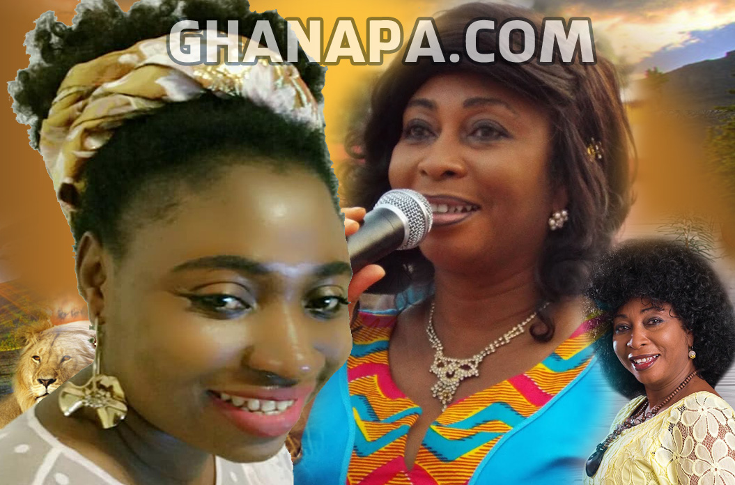 Dr Mary Ghansah Has Endorsed QueenLet's Single 'Dear Holy Spirit' [Video]