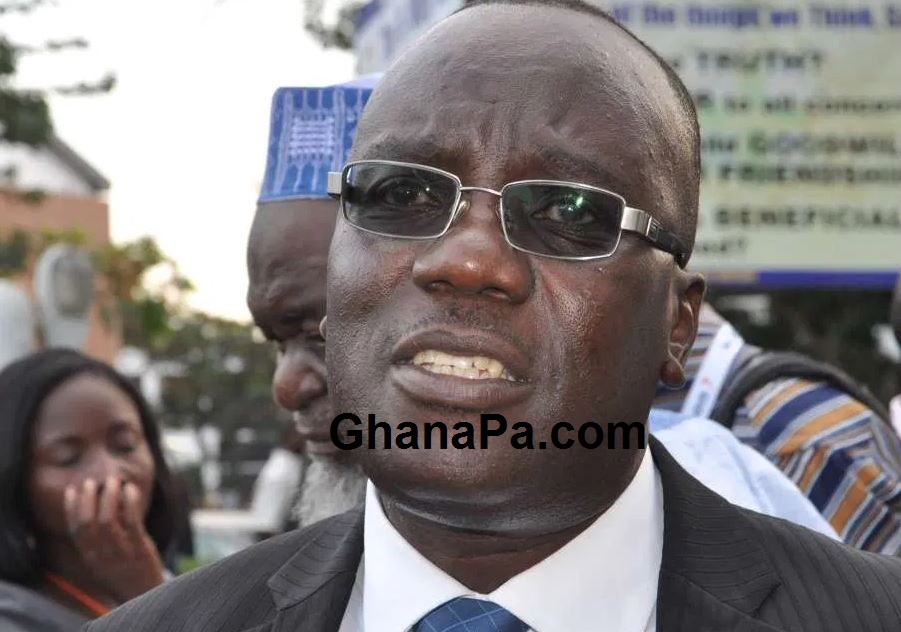 Sir John is déαd - Former General Secretary of the New Patriotic Party (NPP)