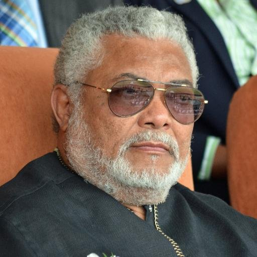 Ex-president Jerry John Rawlings of Ghana died at aged 73