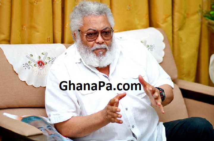 Biography And Profile Of Ex-president Jerry John Rawlings - Age, Family, Education, Career, Life And Death.