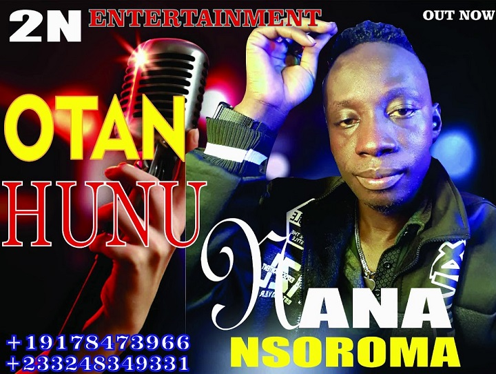 Nana Nsoroma showcase another beauty in his new single
