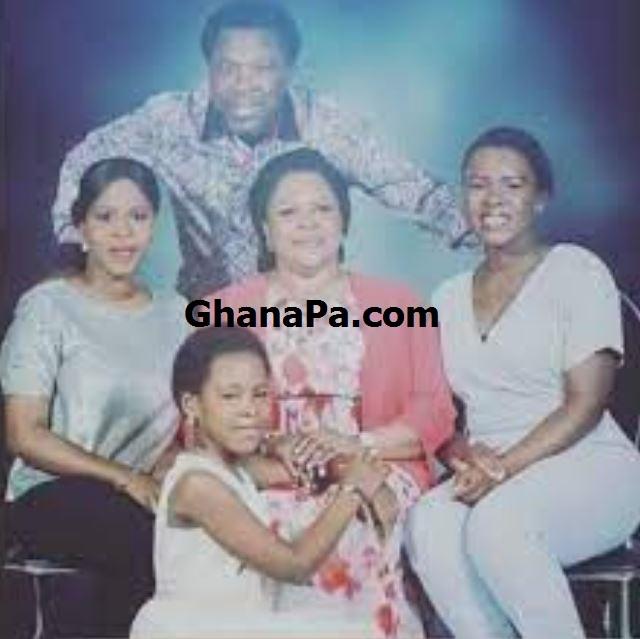 Biography Of Evangelist Evelyn Joshua: Who is Prophet TB Joshua's wife & Children?