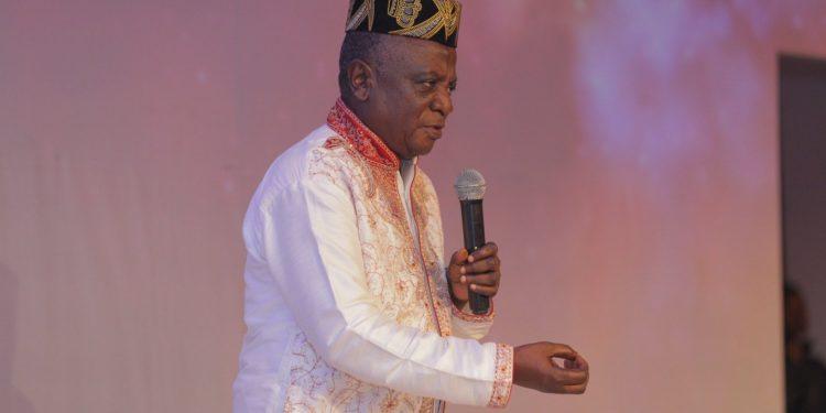 The death of Nana Kwame Ampadu confirmed