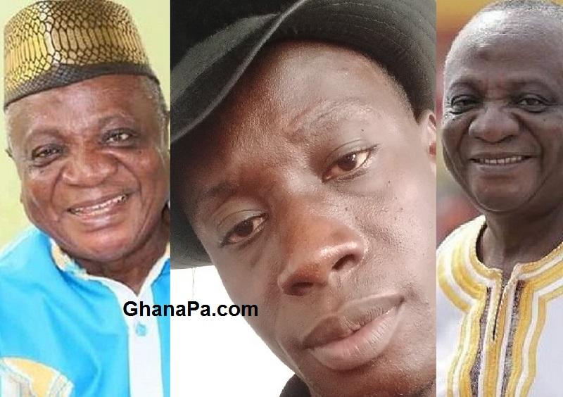 Tribute Song To The Legend Nana Kwame Ampadu, By Nana Nsoroma (Owuo Nye Video)